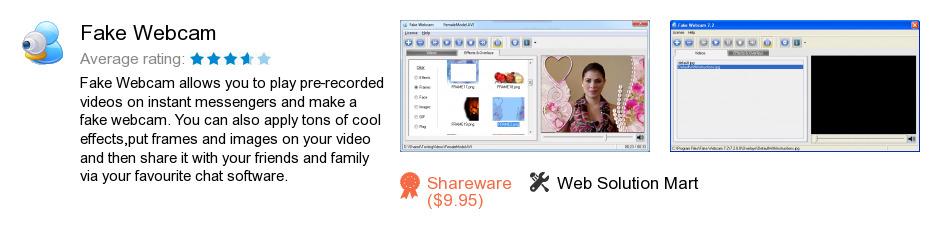 Fake Webcam