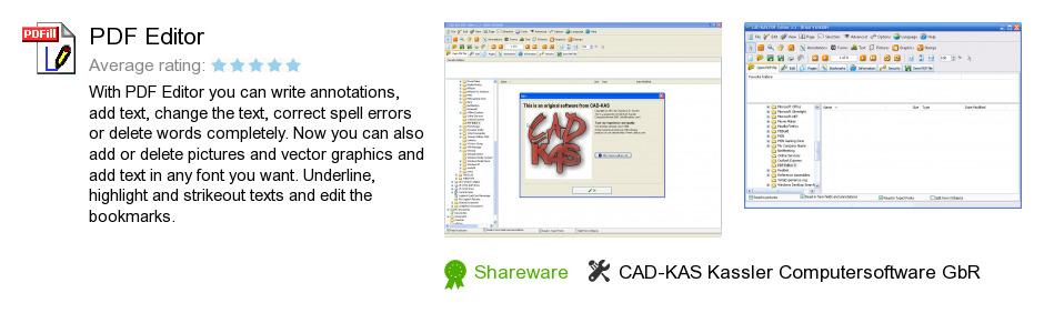cad kas pdf editor 2.2 download