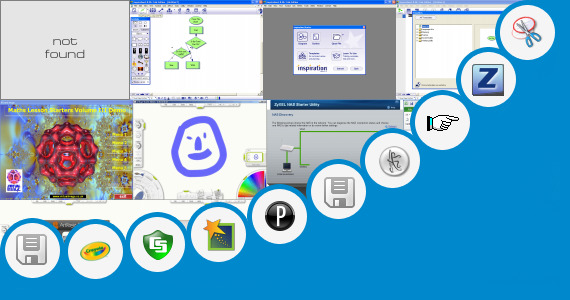 Software collection for Windows 7 Starter Snipping Tool