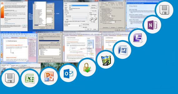 Software collection for Microsoft Frontpage 2007