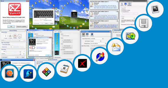 Software collection for Yahoo Mail Desktop Icon