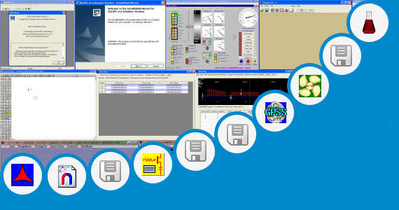 Software collection for Matlab Student Version