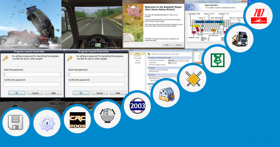 Software collection for Driving Simulator 2011 Demo