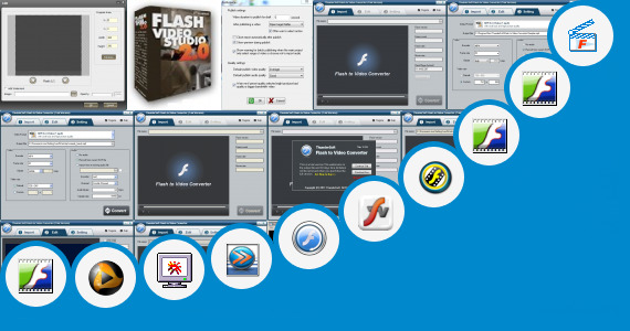 Software collection for Quran Flash  Macromedia