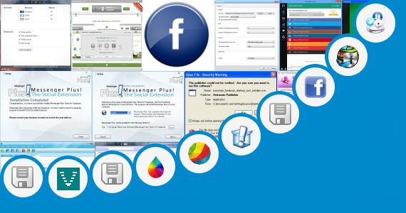 Software collection for Social Box For Facebook