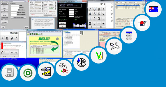 Software collection for Motor Winding Calculation Software