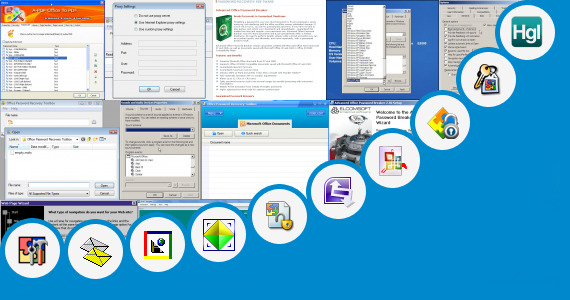 Software collection for Leap Office 2000 Software