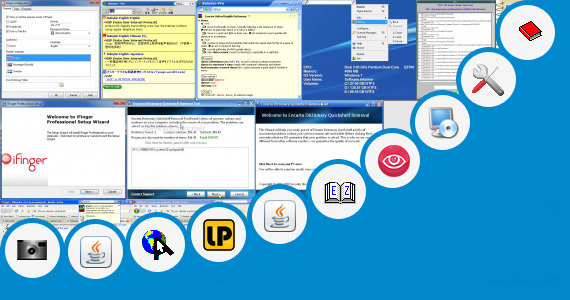 Software collection for Offline Encarta Dictionary