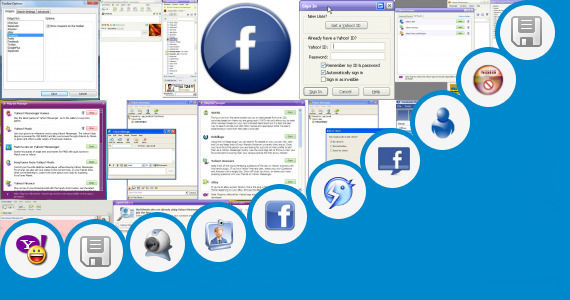 Software collection for Facebook Chat Gadget For