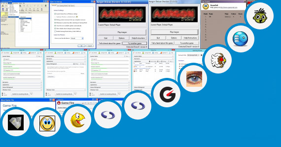 Software collection for Java Game Hp Touch Screen Cross