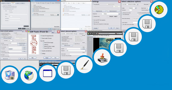 Software collection for View Cdr File Online