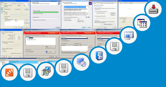 Software collection for Microsoft Security Client