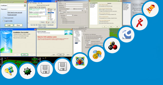 Software collection for Mrp Store Play Talk Chat