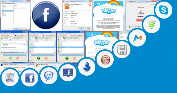 Software collection for Facebook Chat For Tablet
