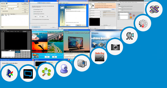 Software collection for Apollo Multimedia Web Camera Driver