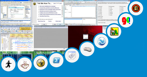 Software collection for Java Script On Tablet