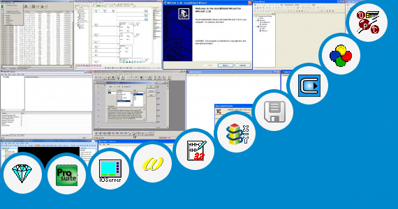 Software collection for Omron Plc Software Cx Programmer