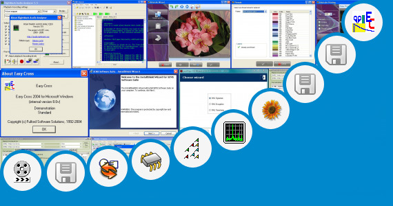 Software collection for Pc Suite Hp Cross