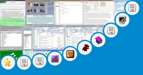 Software collection for Good News Bible  For Pc