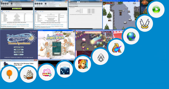 Software collection for Play Eden World Builder Online Free