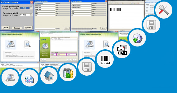 Software collection for E Return Tool Version 4
