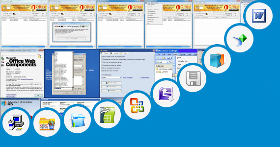 Software collection for Microsoft Office 2003 Basic Edition