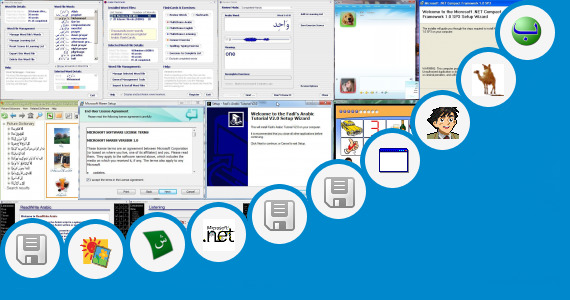 Software collection for Arabic Language For Windows Xp Sp3