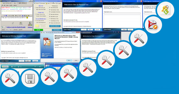 Software collection for Windows 8 Extreme Wat Remover