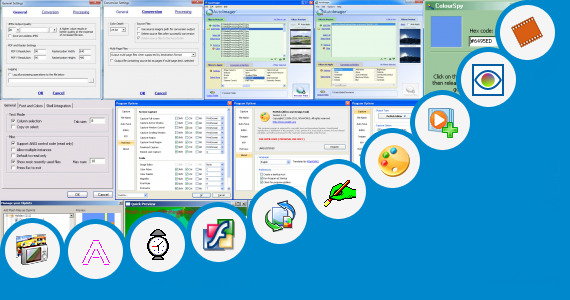 Software collection for Pick Monkey Picture Editor