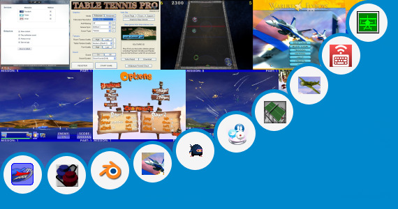 Software collection for Air Control Lite  Pc Game