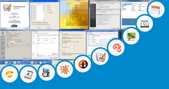Software collection for Reminder Desktop Gadget