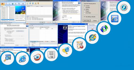 Software collection for Internet Explorer 8 Apk