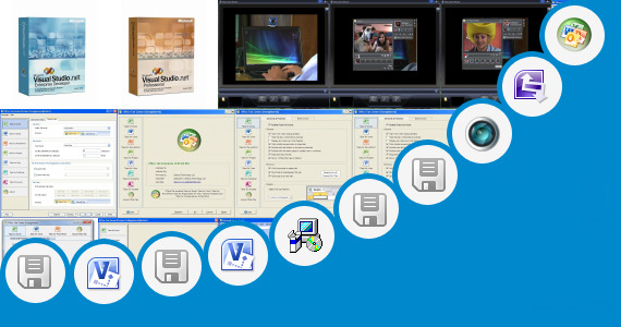 Software collection for Microsoft Visio Setup Free