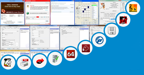 Software collection for Lacie Setup Assistant