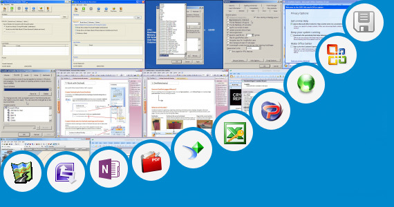 Software collection for Microsoft Office Multi Language Pack 2007