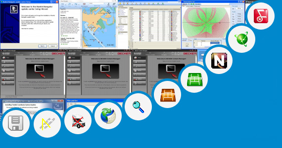 Software collection for Becker Navigation Update Free