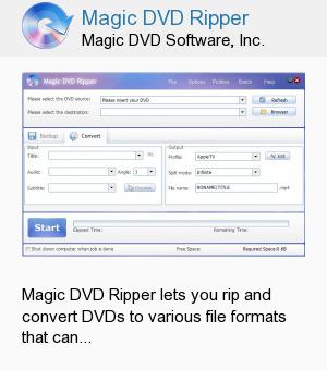 Magic DVD Ripper