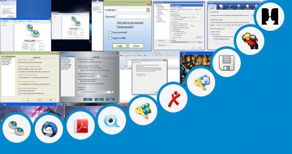 Software collection for Face Talk Client Mrp Store