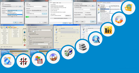Software collection for Create Bootable Usb From Nrg