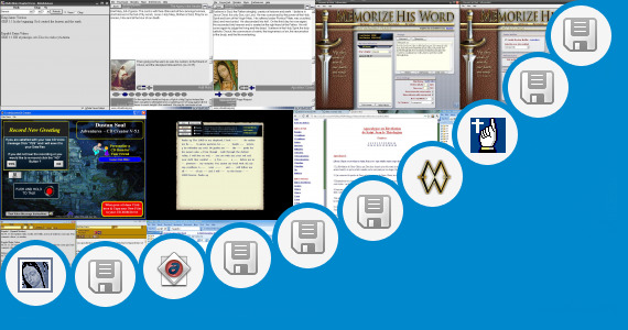 Software collection for The Living Bible  Free