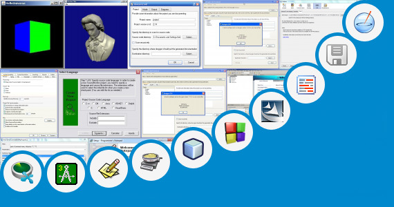 Software collection for Mini Projects Java Source Code