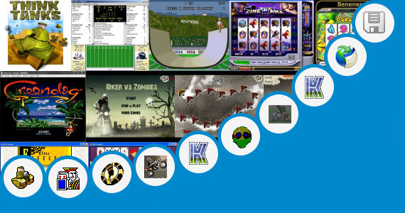 Software collection for Beach Head Game For