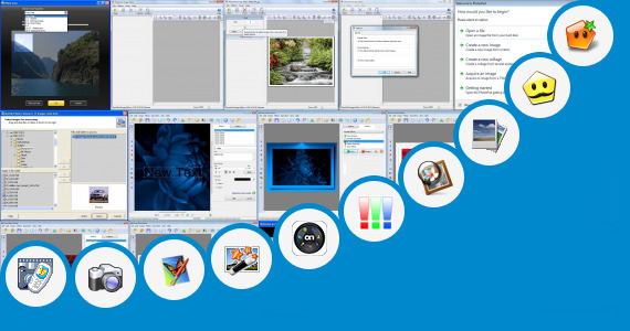 Software collection for Colour Touch Photo Editor For Pc