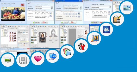 Software collection for Photo Clothes Changer Software