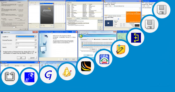Software collection for Bar Bending Schedule Software
