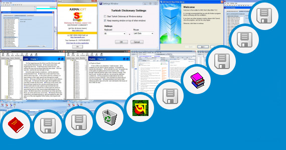 Software collection for English To Bengali Translation Book