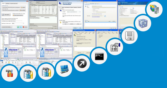 Software collection for Iis Management Console