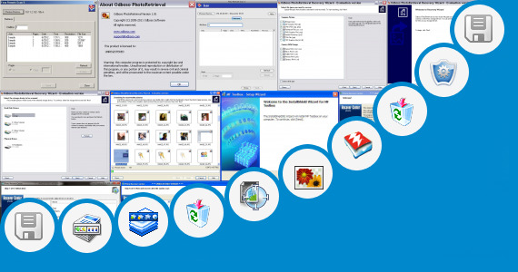 Software collection for Canon Ij Scan Utility