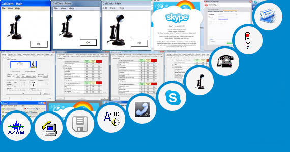 Software collection for Voice Call Software For Usb Modem