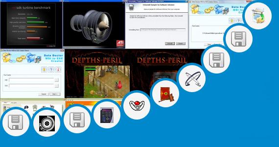 Software collection for Wwe 13 Demo Setup